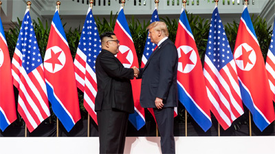 2018 Trump-Kim summit in Singapore